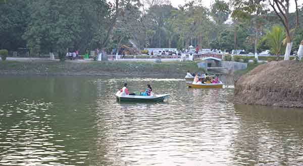 Motijheel Park
